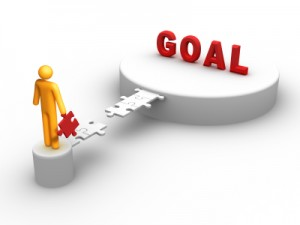 Achieving goals - hire a life coach